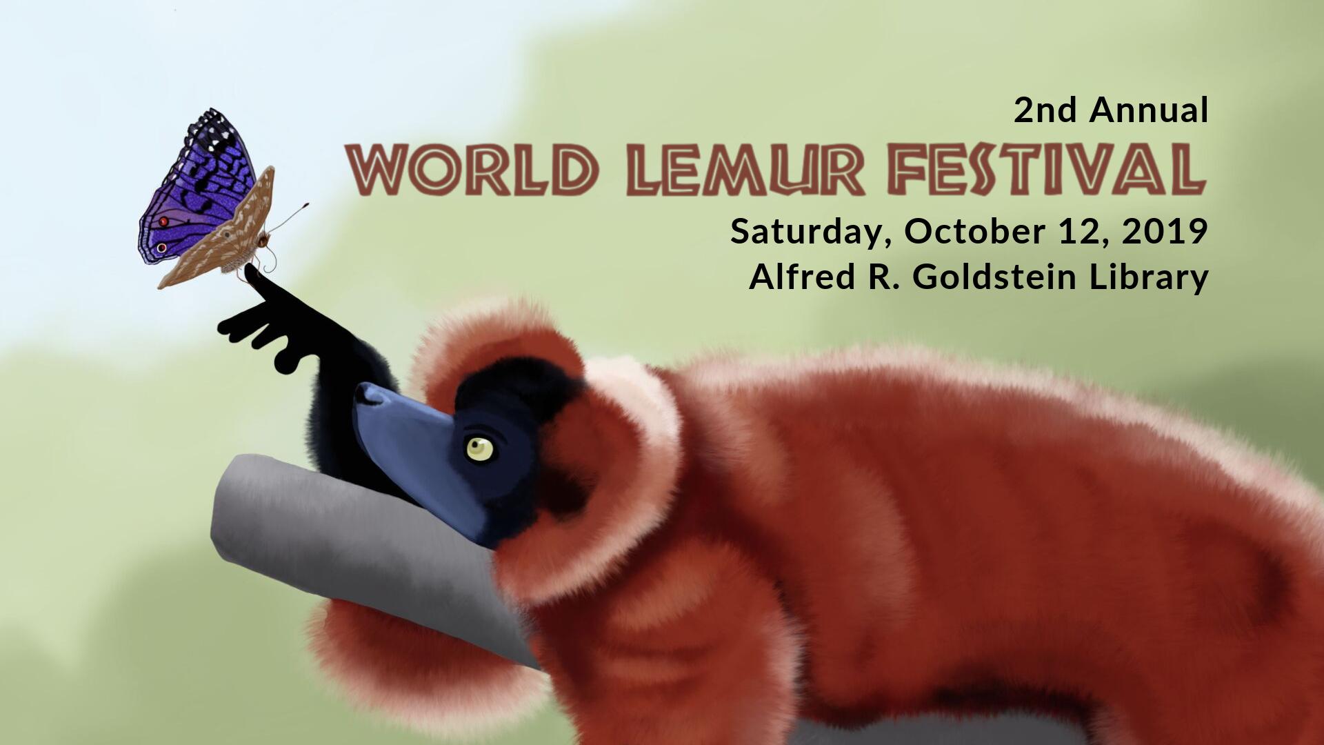 Event Calendar for the World Lemur Festival - Lemur