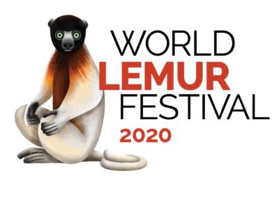 2020 World Lemur Festival Logo