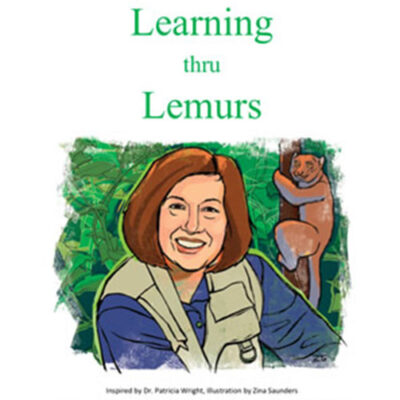 "Teacher Robin Lee's ""Learning thru Lemurs"" Guidebook"