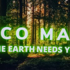 Eco Map- The Earth Needs You!