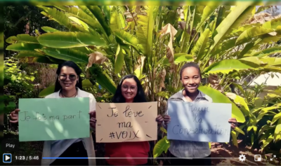 Students in Agriculture and Sustainable Development course at University of Antananarivo made this video.