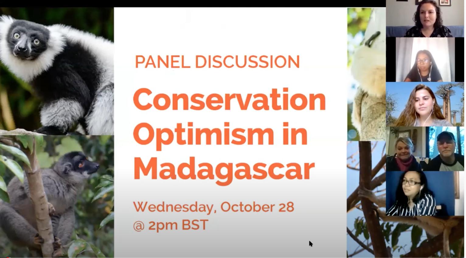 LCN Conservation Optimism Panel Discussion