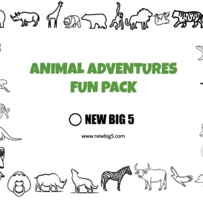 New Big 5 Fun Pack