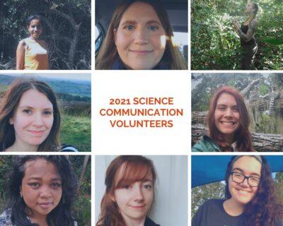 Collage of LCN 2021 Volunteers