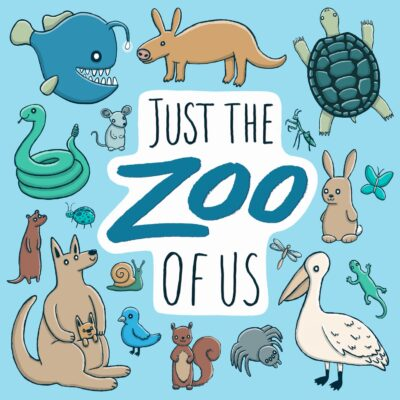 Just the Zoo of Us is a fun podcast for all ages that profiles 1 or 2 animals each week.